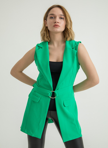 Foremia Yelek Yeşil